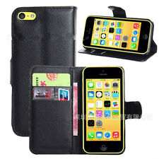 For Iphone5c Flip pu Leather Wallet case/ Cover,Card Holder Stand Case/Pouch
