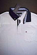 Tommy Hilfiger Short Sleeve SLIM FIT Men's Polo Shirt Retail at $59.99