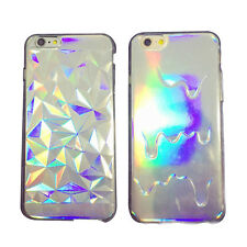 New Holographic 3D Melted Crystal Cover Case for iPhone 5/SE/6/6s/6p/7/7p GT