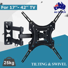 "Universal Tilt TV Wall Mount Bracket SONY SAMSUNG LG Panasonic 30""-70""LED LCD 3D"
