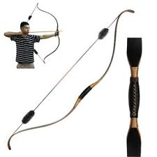 Traditional Archery Hunting Recurve Bow 55''  Laminated  25-45 Lbs Longbow