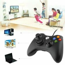 Wholesale Wired USB Game Pad Controller For Microsoft Xbox 360 PC Windows HM