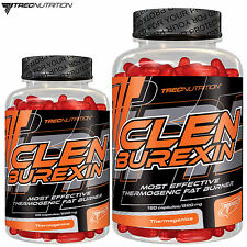CLENBUREXIN 90-270 Caps Strong Fat Burner Thermogenic Weight Loss Slimming Pills