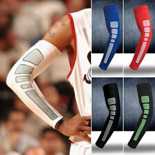 New Sports Arm Support Stretch Sleeve Compression Running Basketball Dri-Fit