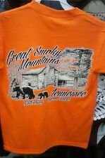 BEAR CABIN SMOKY MOUNTAIN T-SHIRT ~ BEAR CABIN MOUNTAIN SHIRT ~ SIZE SELECT