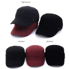 Unisex Mens Womens Casual Cadet Military Hat Army Trucker 4Panel Baseball cap