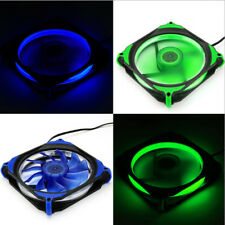 12V 3Pin/4Pin DC12V Computer PC Case Cooler CPU Cooling Fan With LED Cooling Fan
