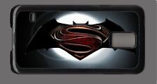Superman Batman Hero Emblem Samsung Galaxy/Note case or wallet
