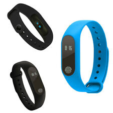 M2 Bluetooth V4.0 Smart Band Swimming Pedometer Calories Message Android iOS
