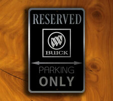 Buick Parking Only Sign – Buick Signs GARAGE SIGN Buick Gift
