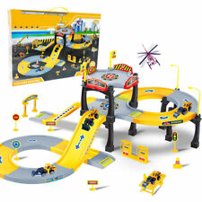 Kid Parking Garage Toy Car Truck Park Boys Vehicle Play Set Game Educational Toy