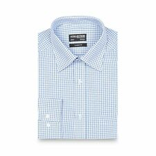The Collection Mens Blue Checked Print Regular Fit Shirt From Debenhams