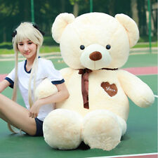 80-180CM Huge Giant Plush Teddy Bear for Christmas Stuffed Soft Cotton Toy Gift