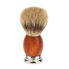 Men's Shaving Brush Badger Hair Beard Shave Tool with Wooden Handle