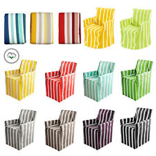 IDC Cotton Striped 100% Cotton Director Chair Cover Outdoor Indoor