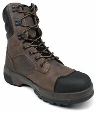 "Wolverine® Legend 8"" Waterproof DuraShocks® CarbonMax® Comp-Toe Work Boots Sz"