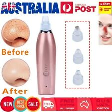 Electric Cleaner Blackhead  Remover Vacuum Acne Pore Skin Facial Cleanser Tool X