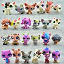 Hasbro Littlest Pet Shop Rare Big Eyes LPS Figure Animals Lovely Toys Xmas FA