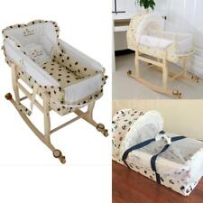 Portable Baby Crib Playpen Travel Infant Bassinet Bed Mosquito Net HOT S6R3