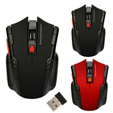 1200DPI 2.4Ghz Mini Wireless Optical Gaming Mouse Mice& USB Receiver For PC Lap