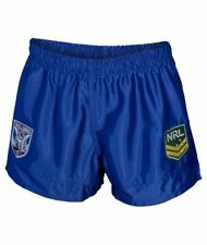 Canterbury Bulldogs NRL Mens Supporter Shorts BNWT Rugby League Clothing