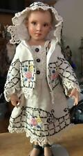 OOAK Hankie Couture Dress and Jacket for Kish Four Seasons Dolls New