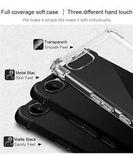 For Nokia 2 / 3 / 5 / 6 / 8 Clear Corner Skin TPU Soft Back Case Skin ShockProof