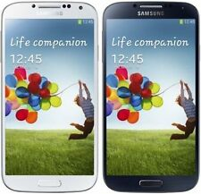 Samsung Galaxy S4 SM-I9500 16GB Black / White Factory Unlocked GSM SmartPhone