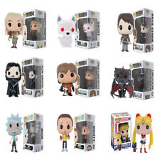 Rick And Morty/Game of Thrones Vinyl Action Figure & Keychain Toy Gift