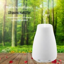 Ultrasonic Humidifier Air Purifier Aroma Diffuser Mist Maker with LED Light DX