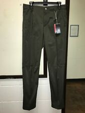 NWT Nike TW Tiger Woods Adaptive Fit Mens Golf Pants Khaki 726220-325 $130