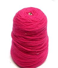 One (1) Pound Cones of 3-Ply Crewel/Needlepoint Tapestry Wool (group 3)