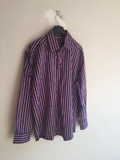 "TIMOTHY EVEREST FOR MARKS & SPENCER MENS SHIRT XL (17.5-18"" COLLAR)"