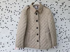 BURBERRY BRIT WOMENS BLACK QUILTED JACKETS NWT