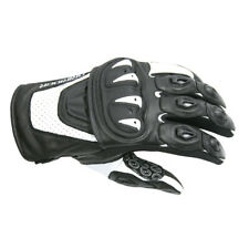 DRIRIDER STEALTH SUMMER White Black Gloves
