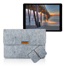 "CASE SLEEVE FOR APPLE IPAD PRO 12,9"" (1 GEN 2015 2 GEN 2017) GREY BAG COVER"