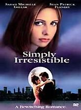 Simply Irresistible (DVD, 2002, Full Frame and Widescreen Versions)