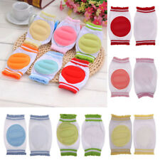 1 Pair Baby Knee Pads Protector Kids Children Safety Crawling Elbow Cushion