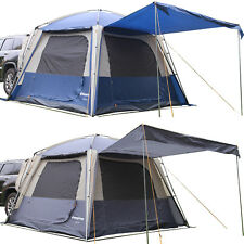 KingCamp Camping Tent 5 Person Vehicle SUV Car Tent Roomy Waterproof  Outdoor