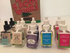 Bath and Body Works Various WALLFLOWERS HOME FRAGRANCE REFILLS You Choose Scent