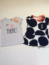 NWT Gymboree Cute on the Coast Prep Perfect Polka Dot Ahoy There Tee Top Shirt 8