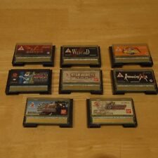 Games for WONDERSWAN COLOR / COLOUR - JAPANESE Gundam, Saga, Wild Card etc...