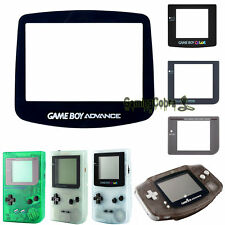 Glass Screen Lens For Nintendo Gameboy Game Boy Advance GBA Pocket GBP Color GBC