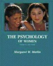The Psychology of Women 4th edition by Margaret W.Matlin