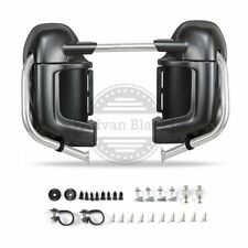 Charcoal Pearl Lower Vented Fairing Fit Harley Street Electra Glide FLHR 86-2013