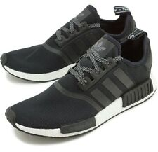 """Adidas NMD R1 Sneaker Black Reflective 3M Style Code S31505 """"Last Pieces"""""""