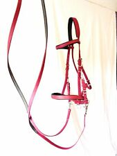 endurance bridle genuine biothane by Plas Country Pursuits