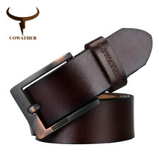 GENUINE LEATHER | 2017 belts  Men  quality Cow genuine LEATHER vintage