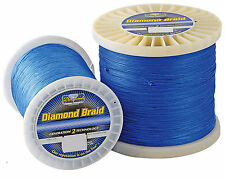 Momoi Diamond Braid Hollow Core Brilliant Blue