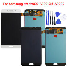 Full LCD Display Touch Screen Glass Digitizer Replace For Samsung A9 A9000 A900